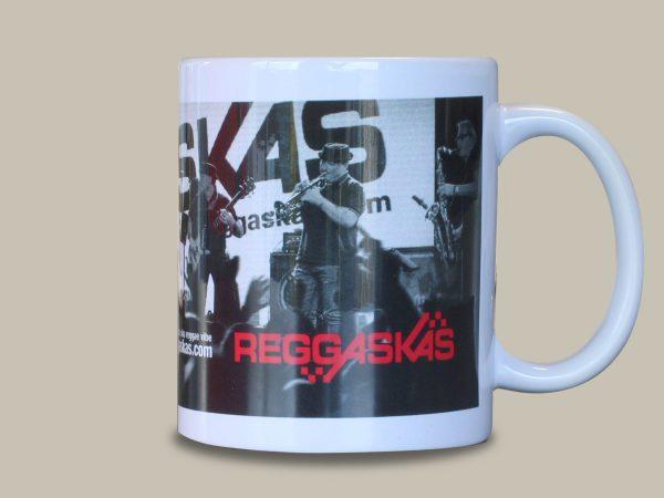 Reggaskas Live Mug