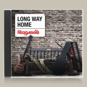 The Reggaskas - Long Way Home, CD album